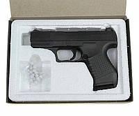Игрушечный пистолет страйкбольный Galaxy G.19 Walther P99 Вальтер П99