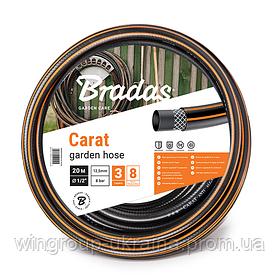 """Поливочный шланг Bradas Carat 3/4"""" (25m)"""