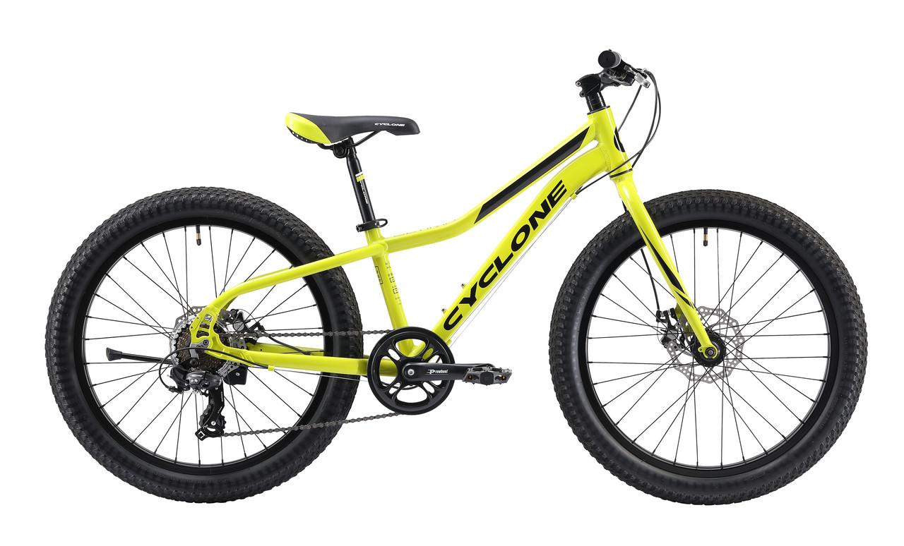 """Подростковый велосипед CYCLONE ULTIMA 3.0 24"""""""