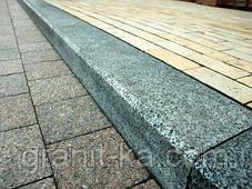 Купить бордюр тротуарный гранитный, фото 3