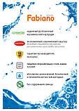 Смеситель для кухни с вытяжной лейкой (кремовый) Fabiano FKM 46P S/Steel Cream, фото 5