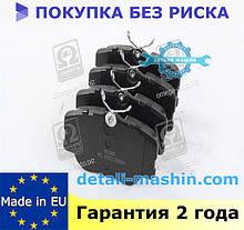 """Колодки тормозные дисковые передние на Мерседес 124 (93-95), 201 (85-93)  """"RIDER"""" Mercedes W124 W201"""