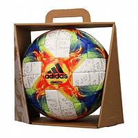 М'яч футбольний adidas CONEXT 19 OMB DN8633, фото 1