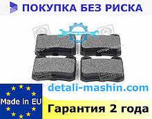 """Колодки тормозные дисковые задние на Мерседес W124 (93-95), W202 (93-00)  """"RIDER"""" Mercedes-Benz W124 W202"""