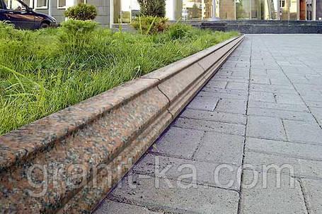 Бордюри для тротуарної плитки, фото 2
