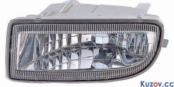 Противотуманная фара Toyota Land Cruser 100 '98-07 левая (Depo) ПТФ