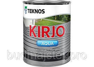 Фарба для даху TEKNOS KIRJO AQUA , 0,9 л