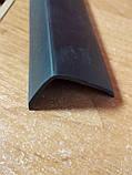 Резиновый уголок, гладкий (40х30х2 мм), фото 2