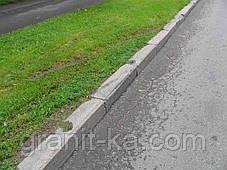 Купить бордюр дорожный из гранита, фото 3