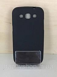 Силиконовый чехол-накладка для Samsung Galaxy J7 2016 (J710) Черный