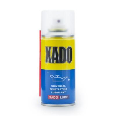 Смазка проникающая универсальная XADO, аэрозоль 150 мл.