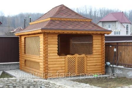 Садовые беседки, Размер 300х400  - Furniture Forte в Киеве