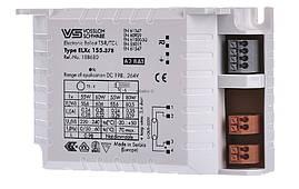 Баласт Vossloh-Schwabe ELXc 155.378 (TC-L 1 x 55/80 W, T-R5 1 x 55/60 W)