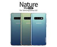 TPU чехол Nillkin для Samsung Galaxy S10 (3 цвета)