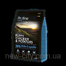 Корм Profine Puppy Chicken & Potatoes 3kg