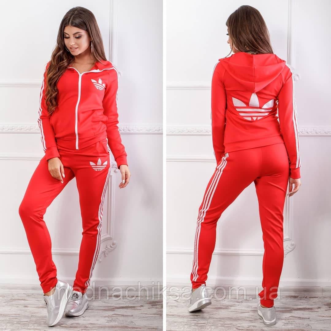 34b2708bf09 Спортивный костюм женский кофта на молнии брюки зауженные на манжете ...
