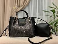 Комплект сумка +клатч!, фото 3