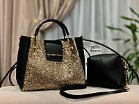 Комплект сумка +клатч!, фото 4