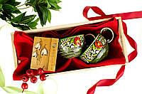 """Душевный подарок для девушки  8 марта """"Весенний мотив"""", подарки ручной работы для любимых"""