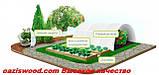 Агроволокно р-23 3,2*500м AGREEN 4сезона белое Итальянское качество, фото 5