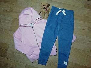 Стильный спортивный костюм на байке на девочку (Размер 7Т) Next