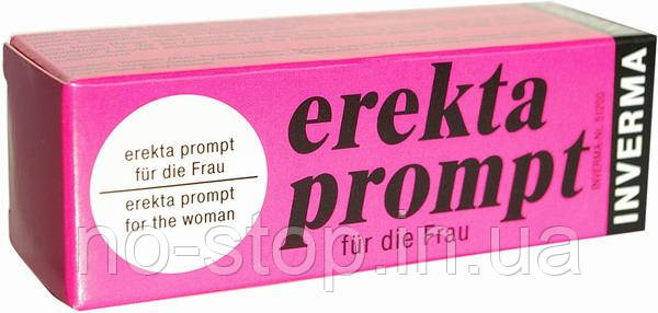 Крем - EREKTA PROMPT FUR FRAU, 13 мл