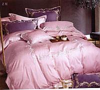 Двуспальное евро постельное белье с сатин-жаккарда Монарх ТМ Baveno