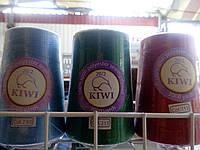 Нитки швейные армированные 20/3 Kiwi (киви) (2000 ярдов), фото 1