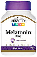 Мелатонин MELATONIN 3мг 200 таблеток