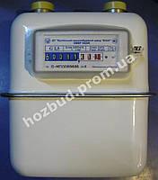 Газовый счетчик мембранный Визар G2,5