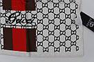 Женский брендовый платок Gucci (Гуччи) 235-1, фото 3