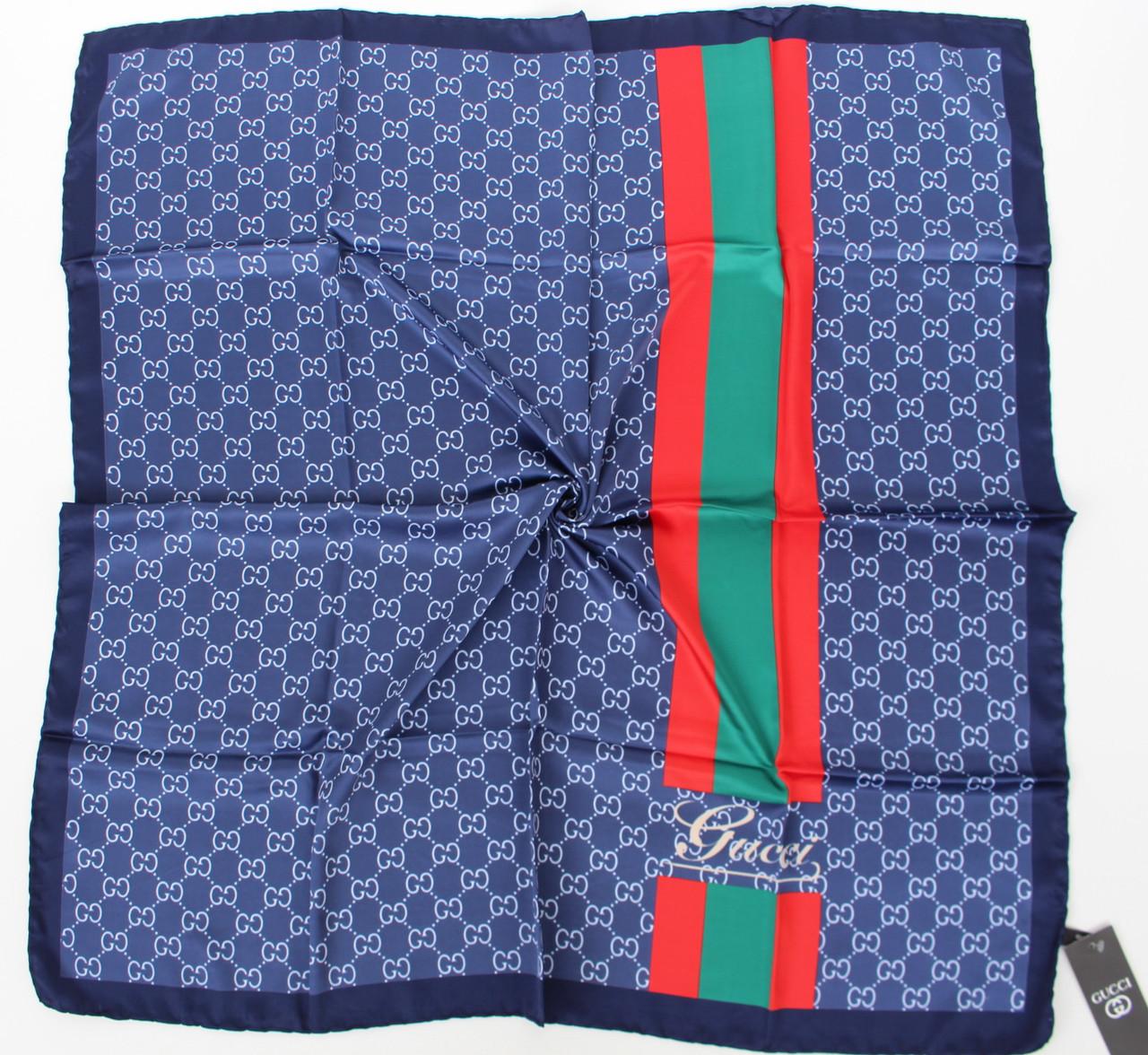 Женский брендовый платок Gucci (Гуччи) 235-2