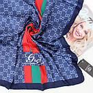 Женский брендовый платок Gucci (Гуччи) 235-2, фото 2