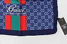 Женский брендовый платок Gucci (Гуччи) 235-2, фото 3
