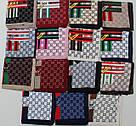 Женский брендовый платок Gucci (Гуччи) 235-2, фото 4