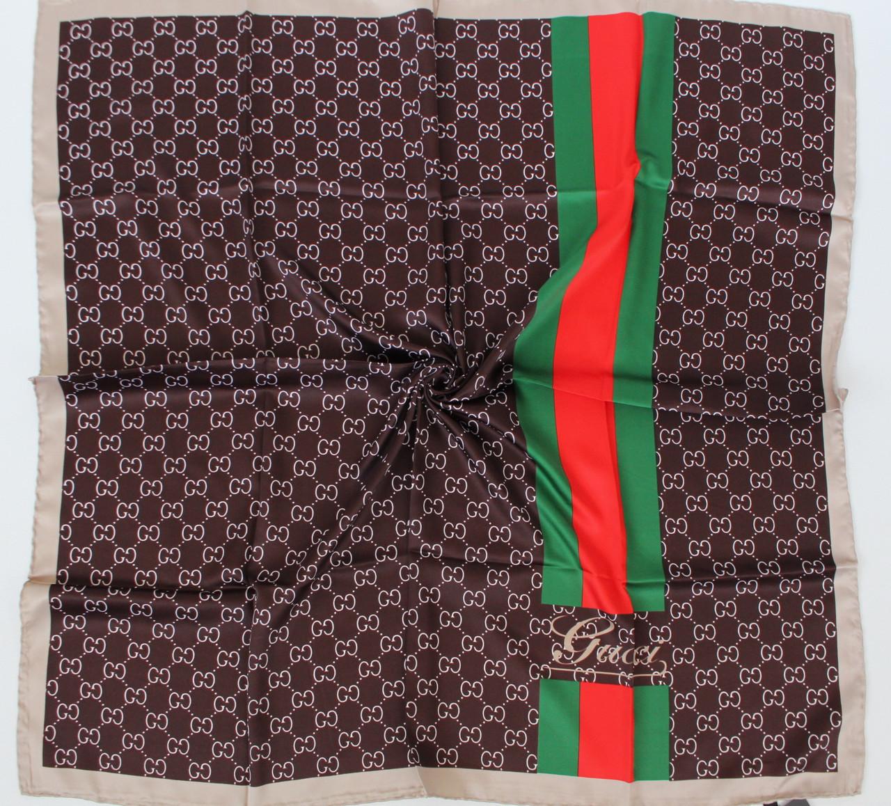 Хустка брендова репліка Gucci (Гуччі) 235-6