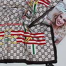 Хустка брендова репліка Gucci (Гуччі) 235-7, фото 2