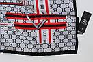 Женский брендовый платок Gucci (Гуччи) 235-11, фото 3
