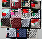 Хустка брендова репліка Gucci (Гуччі) 235-11, фото 4