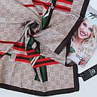 Хустка брендова репліка Gucci (Гуччі) 235-12, фото 2