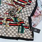 Хустка брендова репліка Gucci (Гуччі) 235-13, фото 2