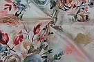 """Турецкий платок премиум класса """"Вера"""" 234-1, фото 3"""