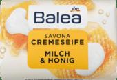 Мыло BALEA Savona Creme Seife Milch&Honig