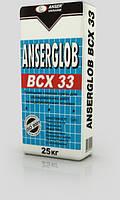 Клей для плитки универсальный ANSERGLOB BCX 33 (25 кг)