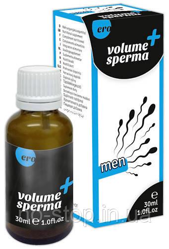 Капли - Volume Sperma +  men 30 мл
