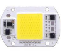 LEd Smart IC 30w 6000K Светодиод 30w 220v (прозрачный силикон, 0.8мм. база)