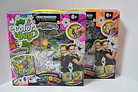Детская сумка-раскраска Danko Toys Набор для творчества My Color Bag Малая СОВ-01-01,02,03,04,05