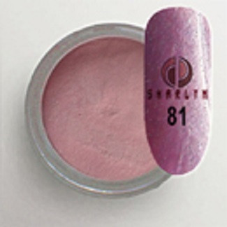 Акриловая пудра цветная / Metallic Collection 81, 15 г