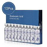 Набір сироваток з гіалуронової кислотою і вітаміном B6 Bioaqua, фото 3