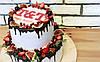 Торт на 8 марта Вес 500-600г, фото 3